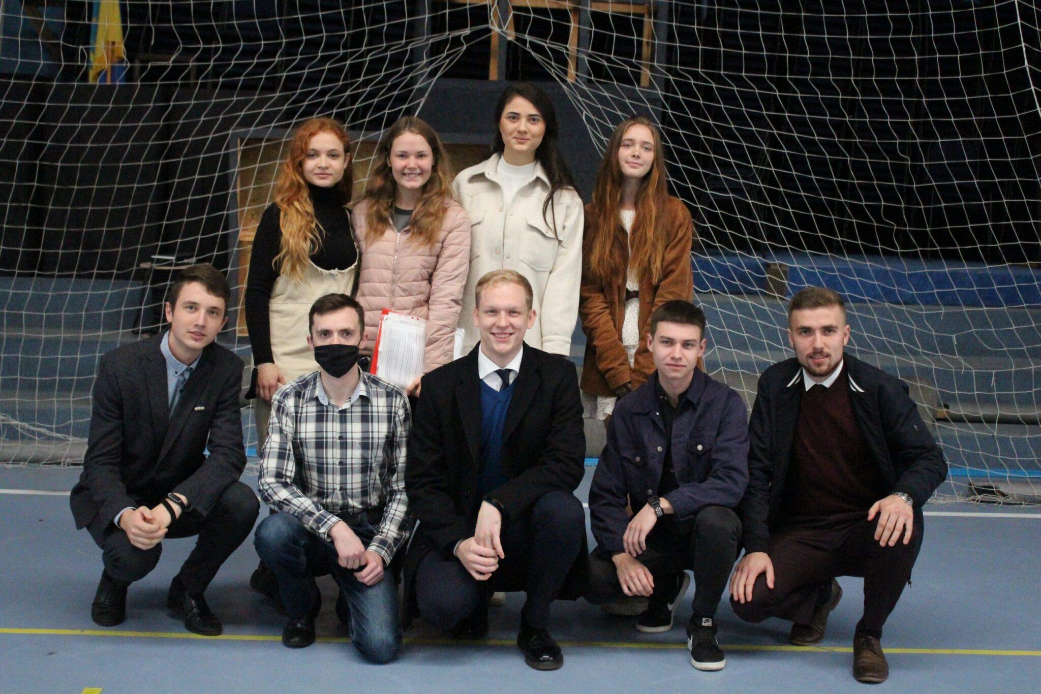 Розпочалися вибори в Студентську раду