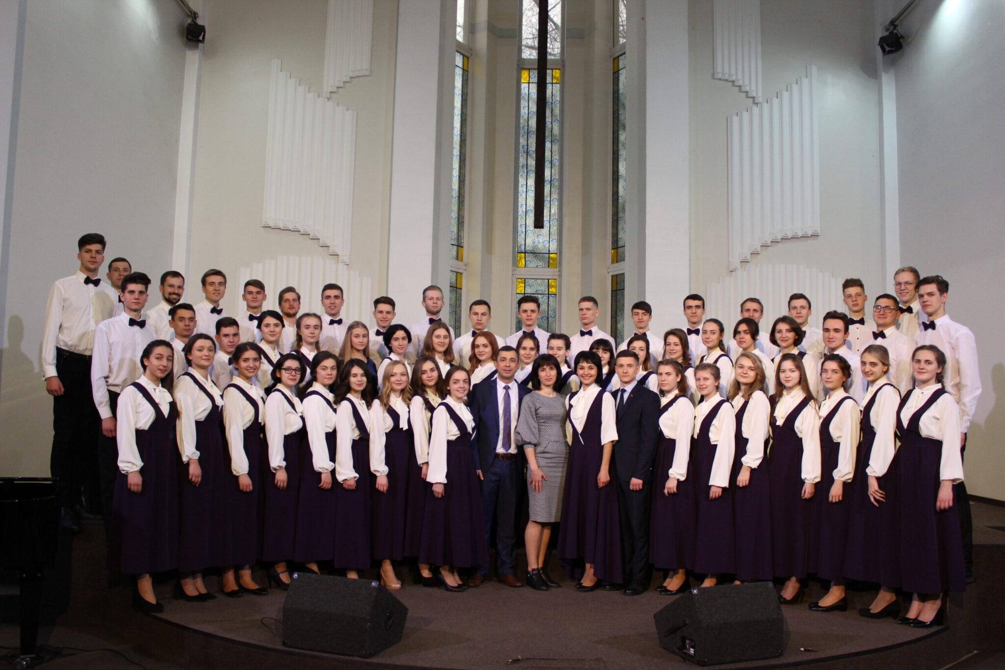 Campus Life: студентський хор